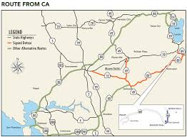 Sacramento California Map Caltrans To Shut Down Highway 50 For Two Weeks This Spring Cbs13