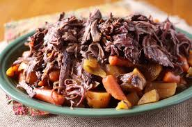 slow cooker cola pot roast simple sweet u0026 savory