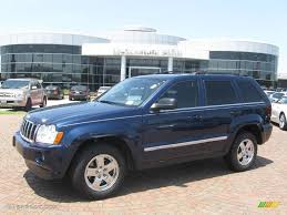 2005 midnight blue pearl jeep grand cherokee limited 15973146