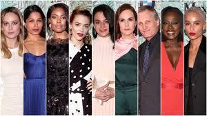 2017 women in film pre oscar cocktail party red carpet rundown