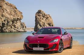 maserati red red maserati granturismo mc stradale beach wallpaper 851