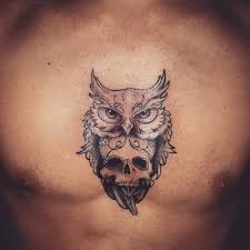 50 small owl tattoos collection