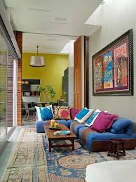Latest Ceiling Design For Living Room by Vibrant Trend 25 Colorful Sofas To Rejuvenate Your Living Room
