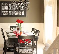 dining room elegant christmas house decorations 11 ebay
