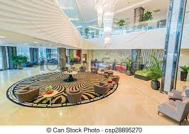 modern lobby hotel lobby with modern design picture search photo clipart