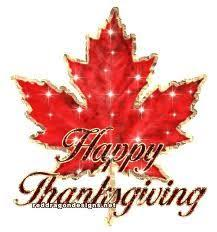 mr cruiser s notes canadian thanksgiving