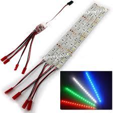 aliexpress buy rc flying 4pcs led light jst