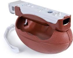 Wii Backyard Football by Wind Up Your Wii Remote With The Wii Soft Football Pcworld