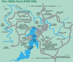 Map Of Tennessee State by Fall Creek Falls State Park U2013 Tennessee U2013 Planned Spontaneity