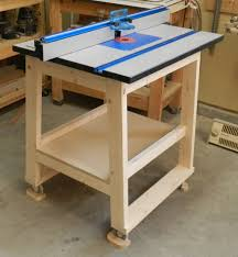 making a router table wooden kreg router table plans diy blueprints kreg router table