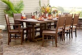 Amish Outdoor Patio Furniture Brilliant Poly Patio Dining Table Ideas Amazing Amish Patio