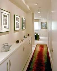 built in hallway cabinets hallway cabinet narrow small hallway with runner and narrow built in