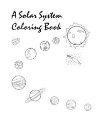 pictures planet solar system coloring pages