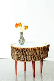 How To Make A Tree Stump End Table by The Easy Way To Make A Stump Coffee Table U2013 Diy Furniture Studio