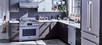Red Kitchen Range Appliances Modern Kitchen Appliances Signature Kitchen Suite