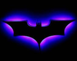 Batman Lights Batman Lamp Etsy