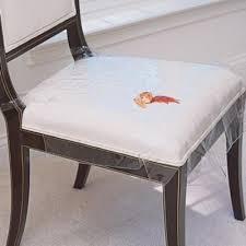 Plastic Seat Covers Dining Room Chairs Buying These For My She Needs Them Plastic Seat Covers Seat