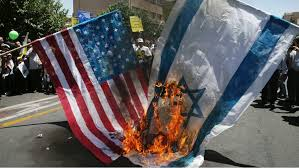 Flag Of Jerusalem Al Quds Day Protesters Burn Flags And Chant U0027death To Israel U0027 At