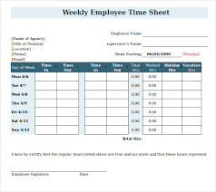 Hourly Timesheet Template Excel 12 Payroll Timesheet Templates Free Sle Exle Format