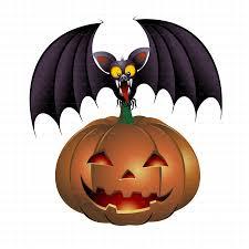 cartoon halloween pic halloween bat cartoon and pumpkin by bluedarkat graphicriver