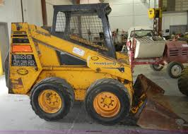 1986 mustang omc552 skid steer item c4096 sold april 10