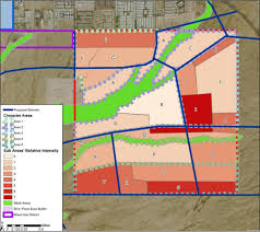 Asu Campus Map Students Partner With City To Create A Plan For Quality Growth