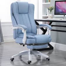 Girly Office Chair Swivel Household to Work In An Fice Bring