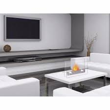 free standing tabletop bio ethanol fireplace as seen on tv buy