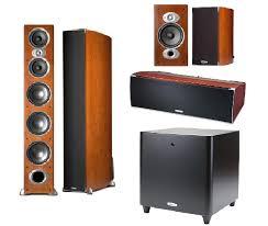 Polk Audio Rti A3 Bookshelf Speakers Polk Audio Clef Hi Fi
