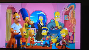 watching simpsons when suddenly homer becomes zoro onepiece