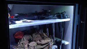 is led light safe gun safe rgb led lights youtube