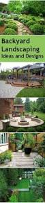 How To Design A Backyard Landscape Plan 427 Best Images About Décoration Extérieur On Pinterest Backyard