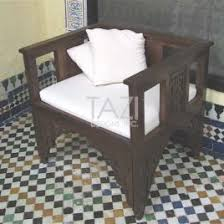 Moroccan Chair Wooden Chairs U2013 Tazi Designs