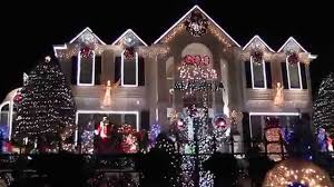 Christmas Lights House by The Big White Christmas House On Chinoe Road Youtube