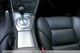 2005 Volvo S60 Interior Driven 2005 S60 T5