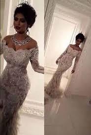 wedding dress with bling mermaid wedding dresses 2018 shoulder bling
