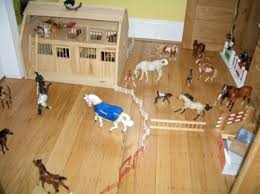 Toy Barns Toy Horses