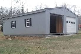 portable garages in southern va jz utility barns buy portable two car garages in nc and va