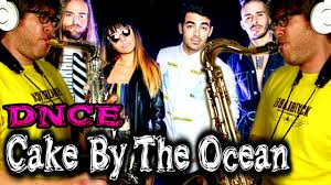 dnce cake by the ocean saxophone cover youtube