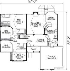 New England Country Homes Floor Plans 136 Best Small House Plans Images On Pinterest Small House Plans