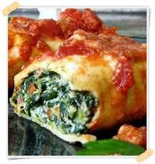 fase crociera dukan alimenti ricetta dei cannelloni crociera pv la dieta dukan
