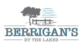 berrigan u0027s by the lakes on behance
