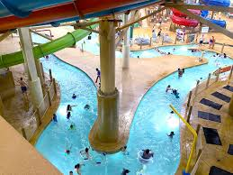 lazy river at the great wolf lodge popsicle