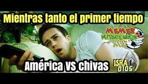imagenes memes chivas vs america mne vse pohuj