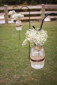 mason jar decorations for weddings 62