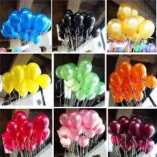 balloon gram 10 inch 1 2gram helium balloon wedding balloon party