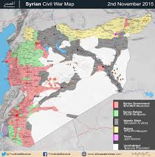 Syria On World Map by Russian Airstrikes In Syria Situation Update Defensionem The