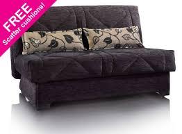 sofa 120 cm 120cm gainsborough aztec sofa bed from the sleep shop