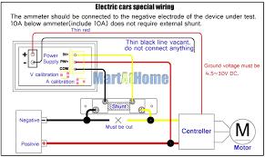 argedo 2pcs dual led digital ammeter voltmeter current voltage