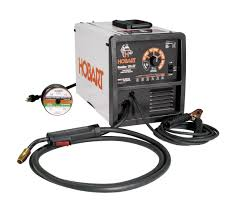 hobart handler 125ez flux cored wire feed welder package tools